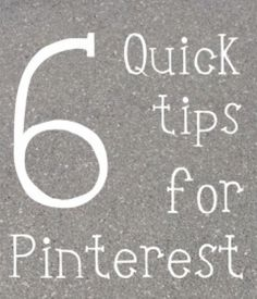 Tips for Using Pinterest #pinterest, #pinsland, https://apps.facebook.com/yangutu