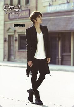 DESTINY - Woohyun photocard HQ SCANS by La Esperanca