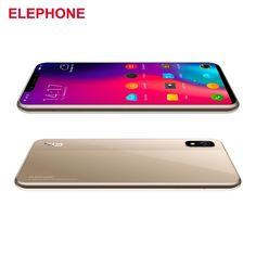 Elephone A4 4G Android 8.1 Mobiele telefoon 5.85''19: 9 Smartphone Gezicht Ontgrendel Vingerafdruk 3 GB 16 GB Mobiele telefoon Quad OTG Smart Phone Galaxy Phone, Samsung Galaxy, Quad, Smartphone, Electronics, Android, Mobile Phones, Quad Bike