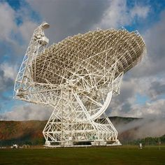 You can also schedule a tour to see the Green Bank Telescope, the world's largest fully steerable radio telescope.