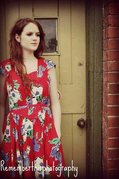 Model: Hanna  Rememberthis photography