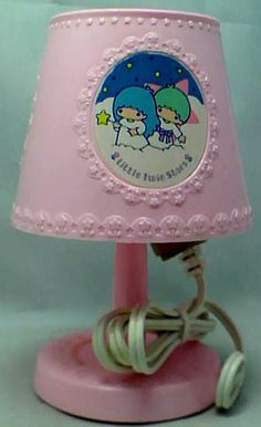 Vintage 1976 Little Twin Stars Lamp   Flickr - Photo Sharing!