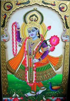 Lord Krishna Radha Krishna Images, Krishna Radha, Durga, Pichwai Paintings, Indian Art Paintings, Bhagavata Purana, Bling Wallpaper, Krishna Leela, Lord Krishna Wallpapers