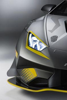 Lamborghini Huracán Super Trofeo EVO 2018