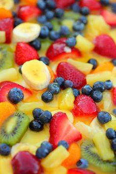 13 Spectacular Fresh FRUIT Salad recipes