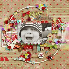 Sweet Shoppe Designs::NEW Releases::New Releases - 6/9::Family Circle Templates by Studio Basic and Amy Martin