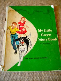 My Little Green Story Book