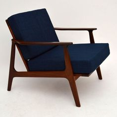 Danish retro armchair for sale London vintage | retrospectiveinteriors.com