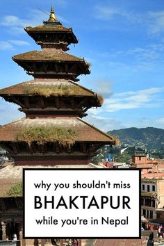 Bhaktapur Nepal, visiting from Kathmandu. Staying in Bhaktapur and things to see, do and taste. Is it worth the trip? Asia Travel, Travel Nepal, Holiday Destinations, Travel Destinations, Nepal People, Nepal Culture, Everest Base Camp Trek, Travel Goals, Travel Tips