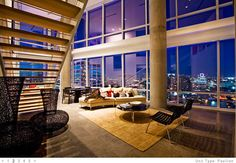 floor to ceiling windows is an automatic love
