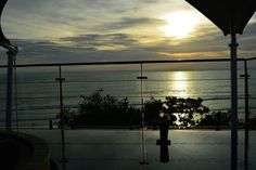 Sunset at doublesix.Bali