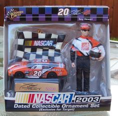 Mcfarlane Toys Nascar Tony Stewart Home Depot Series 1 2003 Cool In Summer And Warm In Winter Other Vehicles
