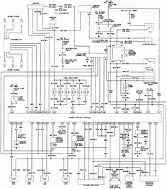 Obd2 Wiring Diagram Electrical wiring diagram, Diagram
