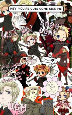 hetalia collage - Google Search