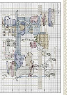 Gallery.ru / Фото #33 - Cross Stitch Collection 252 - tymannost