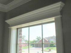Pinterest   Window Trims, Interior Window Trim and Exterior Wind ...