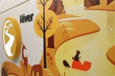 Seattle Children's Hospital Wayfinding System