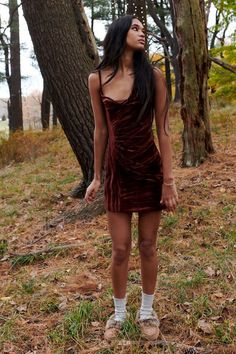 Urban Dresses, Nice Dresses, Modern Luxury, Velvet, Urban Outfitters, Mini, Slim, Shirt Dress, Fabric