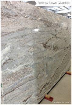 designer favorite: granite for your kitchen & bath - Abby M. Interiors