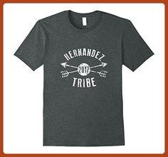 Mens Hernandez Tribe Shirt, Tribal Arrows Family Reunion 2017  Medium Dark Heather - Relatives and family shirts (*Partner-Link)