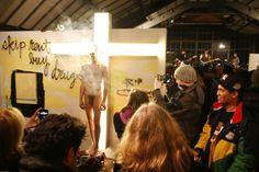 Danni Rash at Fountain Art Fair