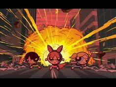 The Powerpuff Girls Movie-Monkey On The Loose