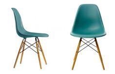 Imágenes de sillas de diseño. Silla Eames