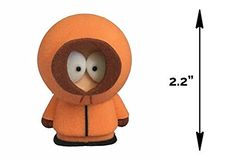 Kenny 3D Printed Collectible Figurine