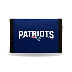 New England Patriots Nylon Wallet *** You can get more details by clicking on the image.