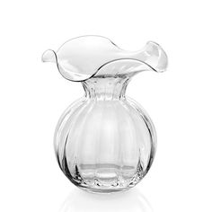 Primula Vase in 3 sizes | Handblown glass from IVV | Tuscany, Italy | shop more home decor at http://www.giardinidisole.com/shop-home-decor/arianna-vase