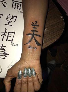 japanese tattoos for women Dream Tattoos, Badass Tattoos, Sexy Tattoos, Body Art Tattoos, Small Tattoos, Sleeve Tattoos, Awesome Tattoos, Future Tattoos, Dainty Tattoos