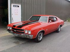 #Chevy #Chevelle #SS