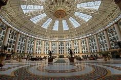 West Baden Hotel, Indiana    I loved the visit, but would love to say an extended weekend here.