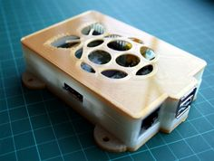 8 Cool Raspberry Pi Projects for Diminutive Computing Fun - 3-D Print a Case