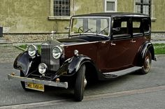 1935 Rolls Royce..Re-pin Brought to you by agents at #HouseofInsurance in #EugeneOregon for #CarInsurance
