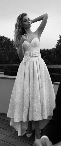 The perfect #wedding dress