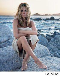 Jennifer Aniston Lolavie ad