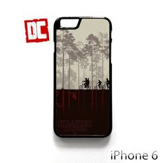 Stranger Things 1 For iPhone 6/6S/6S plus Phone Cases