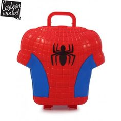 Spiderman Lunchbox - keuken - Boy | cartoonwinkel.nl
