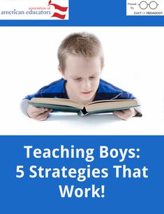 Over the past decade, there's been a growing awareness that the way we structure schools is shortchanging boys. The question is what can schools and teachers do about it? Cult Of Pedagogy, Teaching Boys, Teacher Association, Schools, The Past, Classroom, This Or That Questions, Education, Class Room