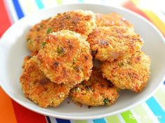 This is a really great recipe for fussy kids, as you can literally add any vegetables you like to these and your kids will probably be none the wiser. They are great for baby led weaning  and are f...