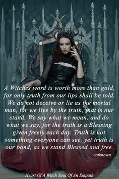 Wiccan Spell Book, Wiccan Witch, Magick Spells, Witch Spells Real, Wiccan Art, Real Witches, Wicca Witchcraft, Witch Quotes, Pagan Quotes