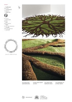 roots tec #contemporaryrug http://nodusrug.it/it/collezione_tappeti_intro.php