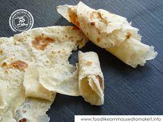 How To Make Soft Roti - Food like Amma used to make it Chapati Recipes, Guyanese Recipes, Jamaican Recipes, Roti Recipe Guyanese, Soft Roti Recipe, Roti Recipe Indian, Vegan Roti Recipe, Make Naan Bread, Roti Bread