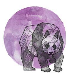 Geometric Animal, Geometric Art, Pen Drawings, Drawing Sketches, String Art, Art Inspo, Origami, Art Projects, Doodles