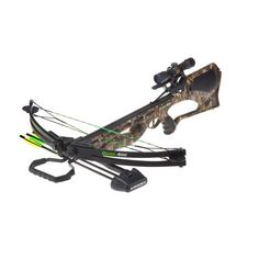 Barnett Quad 400™ Crossbow Package - I need this for the zombie apocalypse