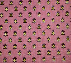 Souleiado Traditional small print (pink)