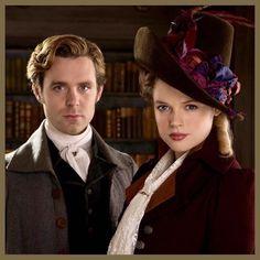 Dr Dwight Enys and Caroline Penvenen