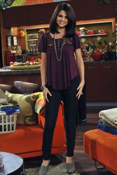 Wizards Of Waverly Place Fashion Evolution - Page 2
