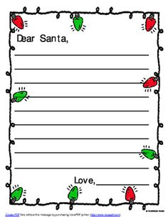 Christmas opinion writing unit dear santa persuasive writing i use this dear santa letter along with the toys r us toy companion booklet to make a christmas wish list or use in any which way you prefer spiritdancerdesigns Image collections